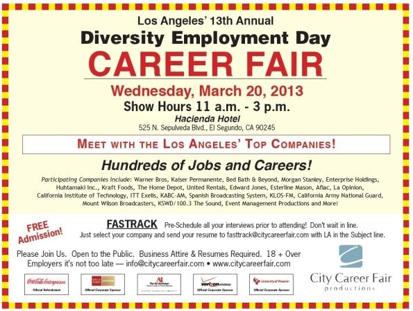 LA Job Fair